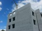 ЖК Волжский-Берег - ход строительства, фото 31, Июль 2018