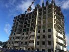Жилой дом Звездный - ход строительства, фото 171, Октябрь 2018