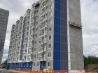 Ход строительства дома № 2 в ЖК Торпедо - фото 11, Июнь 2021