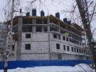 Жилой дом: ул. Сазанова рядом с д. 11 - ход строительства, фото 25, Январь 2016