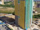 Ход строительства дома №3 в ЖК Красная поляна - фото 9, Август 2018