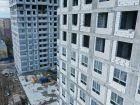 Ход строительства дома № 1 первый пусковой комплекс в ЖК Маяковский Парк - фото 32, Май 2021