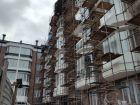 ЖК Дом на Гребешке - ход строительства, фото 11, Сентябрь 2019