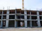 Ход строительства дома № 1 в ЖК Книги - фото 45, Декабрь 2020