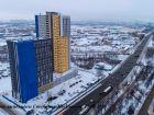 Ход строительства дома № 7 в ЖК Планетарий - фото 2, Январь 2019
