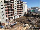 Ход строительства дома на Минина, 6 в ЖК Георгиевский - фото 6, Июнь 2021