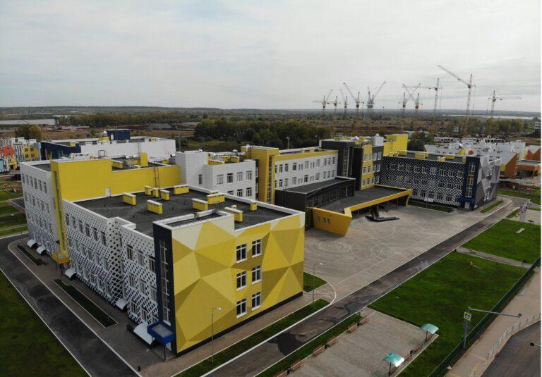 1,2 млрд рублей поступит на строительство новой школы в Южном города из Минпросвещения РФ