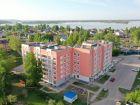 ЖК Волжский-Берег - ход строительства, фото 1, Июнь 2021