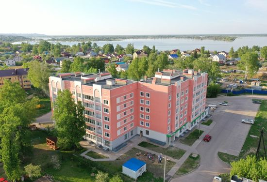 ЖК Волжский-Берег