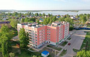 Квартиры в сданном доме от 57 500 за м².<br> Рядом река Волга.