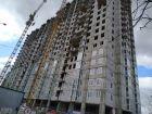 Ход строительства дома ул. Таврическая, 4 в ЖК Мечников - фото 8, Апрель 2020