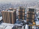 ЖК Центральный-3 - ход строительства, фото 57, Январь 2019