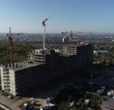 Ход строительства дома №2 в ЖК Новые Черёмушки -