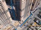 ЖК Центральный-3 - ход строительства, фото 37, Апрель 2019