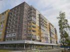Ход строительства дома № 4 в ЖК Сормовская сторона - фото 10, Сентябрь 2017