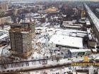 Ход строительства дома Литер 1 в ЖК Звезда Столицы - фото 92, Декабрь 2018