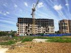 Ход строительства дома № 38 в ЖК Три Сквера (3 Сквера) - фото 16, Июнь 2021
