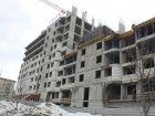 ЖК Лайнер на Барминской - ход строительства, фото 58, Апрель 2021