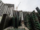 Ход строительства дома 60/3 в ЖК Москва Град - фото 71, Март 2019
