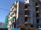 ЖК Дом на Гребешке - ход строительства, фото 39, Апрель 2019