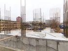ЖК КМ Флагман - ход строительства, фото 37, Январь 2020