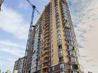 Ход строительства дома Литер 1 в ЖК Династия - фото 9, Июль 2020