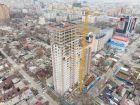 ЖК Онегин - ход строительства, фото 5, Март 2021