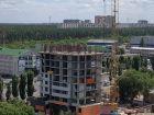 НЕБО на Ленинском, 215В - ход строительства, фото 68, Июль 2019
