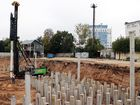 Ход строительства дома № 1 в ЖК Книги - фото 68, Август 2020