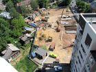 Ход строительства дома № 6 в ЖК Дом с террасами - фото 58, Май 2019