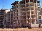Ход строительства дома № 8 в ЖК На Победной - фото 21, Сентябрь 2014