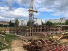 ЖК Университетский - ход строительства, фото 99, Август 2020