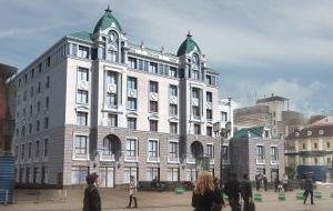 Гостиница наул.Большая Покровская