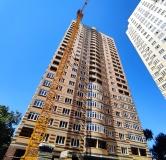 Ход строительства дома Секция С1 в ЖК Университетский 137 -