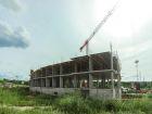 Ход строительства дома № 5 в ЖК Ватсон - фото 14, Июль 2021