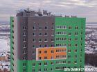 Ход строительства дома № 6 в ЖК Красная поляна - фото 6, Ноябрь 2018