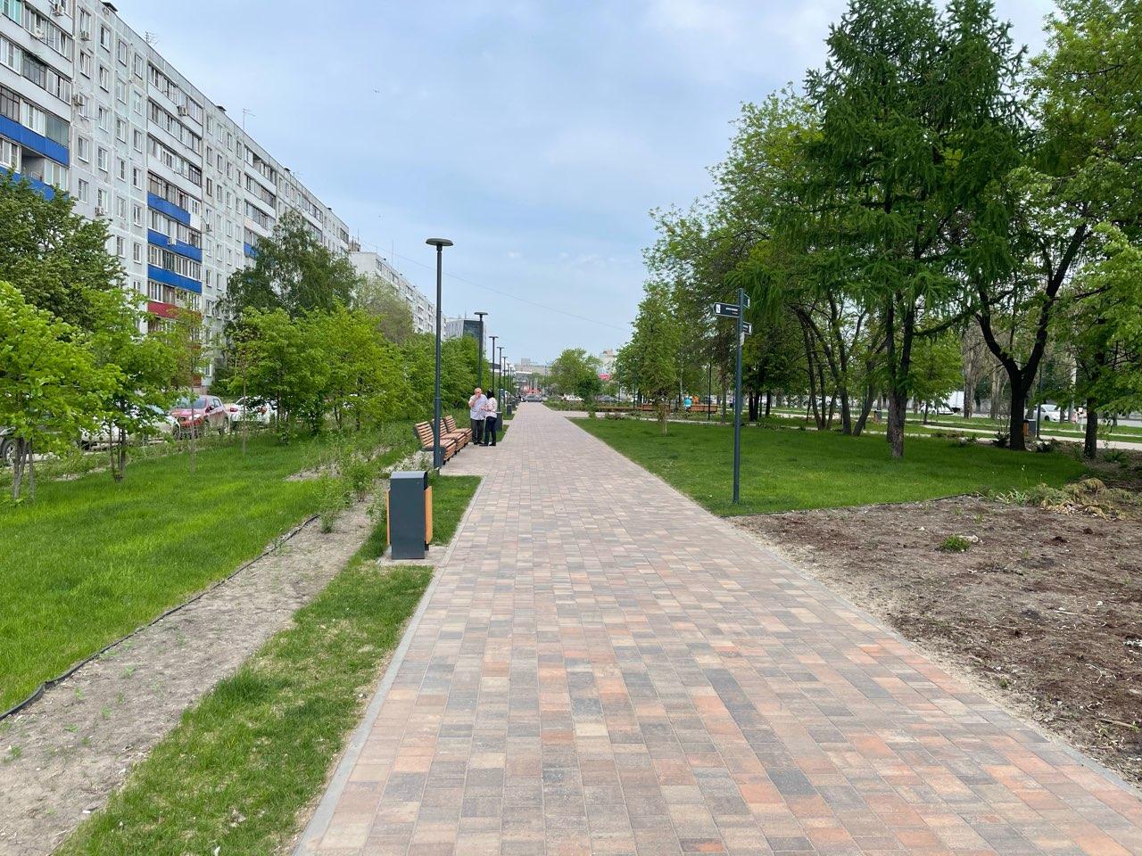 Сквер на Гордеевской улице в Нижнем Новгороде благоустроят за 9,6 млн рублей - фото 1