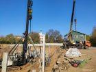Ход строительства дома № 1 в ЖК Книги - фото 64, Сентябрь 2020